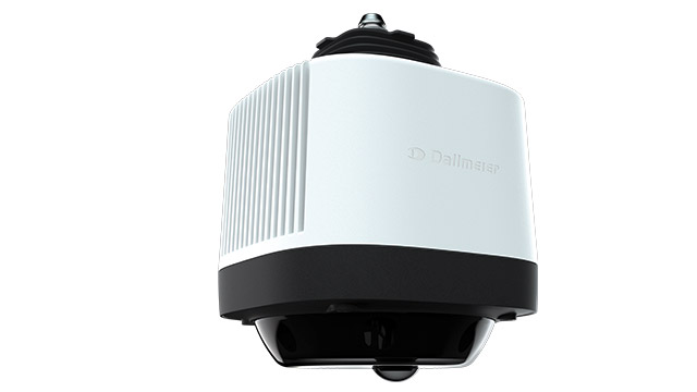 Multifocal sensor system: Panomera® W Series